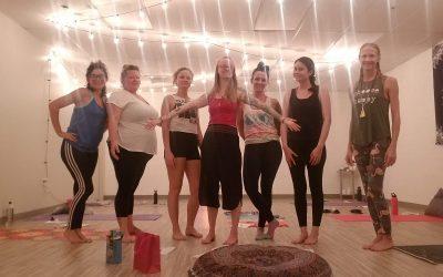 Workshop Wrap-Up – Ahimsa